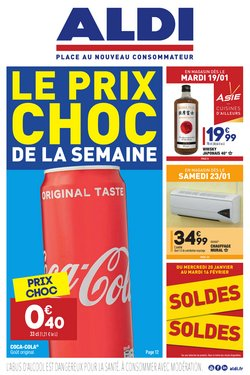 Aldi coupon ( Expire demain )