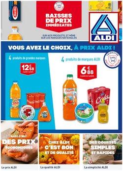 Aldi coupon ( Publié hier)