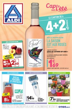 Promos de Aldi dans le prospectus à Aldi ( 8 jours de plus)