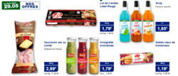 Promos de Discount Alimentaire dans le prospectus de Aldi à Montigny-le-Bretonneux