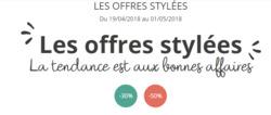 Promos de Maisons du Monde dans le prospectus à Angers