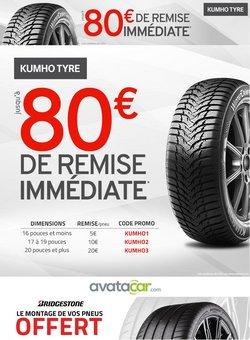 Bridgestone à AvataCar