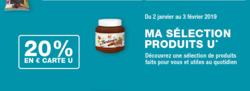 Promos de Marché U dans le prospectus à Chamonix-Mont-Blanc