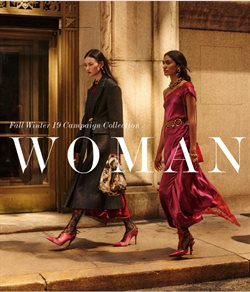 F/W 19 Collection Woman