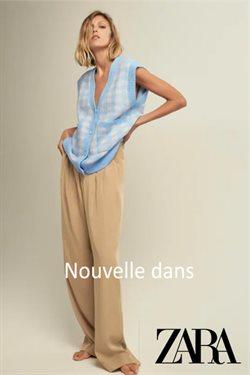 Zara coupon à Paris ( Plus d'un mois )