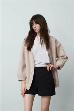 Short femme à Zara