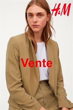 H&M coupon à Paris ( 3 jours de plus )