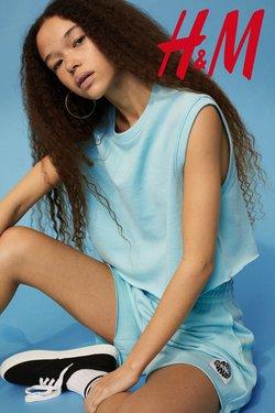Promos de Vêtements et Chaussures dans le prospectus à H&M ( Plus d'un mois)