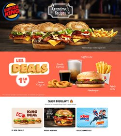 Burger King Mulhouse Carte.Burger King Offres Et Codes Reductions Septembre 2019
