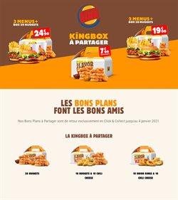 Burger King coupon ( 15 jours de plus )