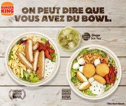 Burger King coupon ( 2 jours de plus)
