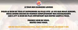 Coupon Burger King ( Expire demain )