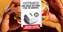 Coupon Burger King ( 10 jours de plus )