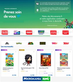 Micromania coupon à Toulouse ( 20 jours de plus )