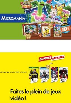 Micromania coupon ( Publié hier )