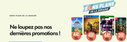 Micromania coupon à Paris ( Expire ce jour )