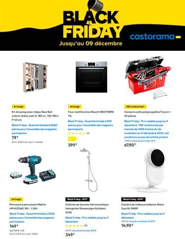 Castorama Promotions Et Catalogues Noel