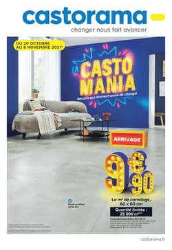 Castorama coupon ( 15 jours de plus)
