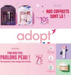 Promos de Parfumeries et Beauté dans le prospectus à Adopt' ( 2 jours de plus)
