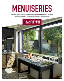 lapeyre catalogue et promos octobre 2018. Black Bedroom Furniture Sets. Home Design Ideas