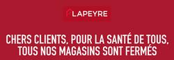 Coupon Lapeyre ( Publié hier )