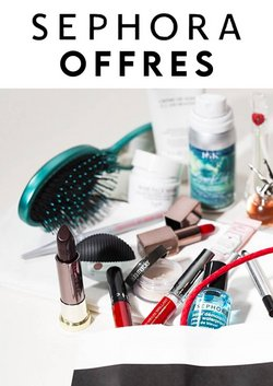 Sephora coupon à Marseille ( Expire demain )