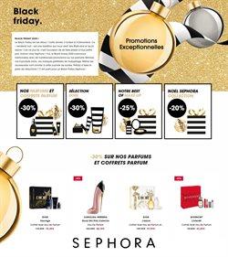 Sephora coupon à Paris ( Expiré )