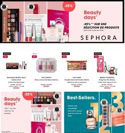 Sephora coupon à Paris ( 13 jours de plus )