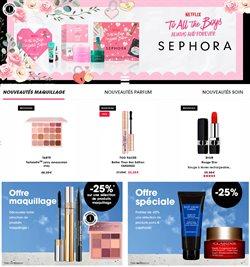 Sephora coupon à Toulouse ( 5 jours de plus )
