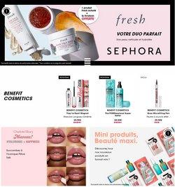 Sephora coupon ( 29 jours de plus )