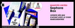 Sephora coupon à Sète ( 13 jours de plus )