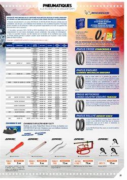 Michelin à Moto-Axxe