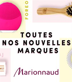 Marionnaud coupon ( Publié hier )