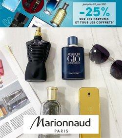 Promos de Parfumeries et Beauté dans le prospectus à Marionnaud ( Expire ce jour)