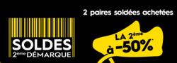 Promos de S2 dans le prospectus à Bordeaux