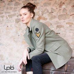 Promos de LPB Woman dans le prospectus à LPB Woman ( Plus d'un mois)