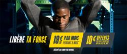 Fitness Park coupon à Lyon ( 2 jours de plus )