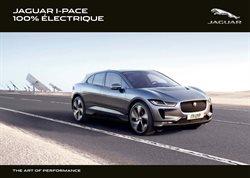 Promos de Jaguar dans le prospectus à Saint-Étienne