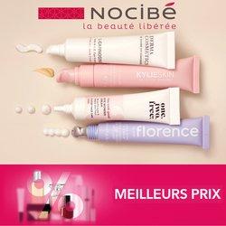 Promos de Parfumeries et Beauté dans le prospectus à Nocibé ( 5 jours de plus)