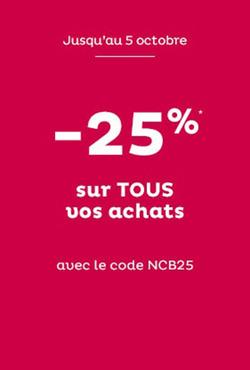 Nocibé coupon à Toulouse ( 10 jours de plus )