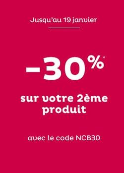 Nocibé coupon à Toulouse ( 2 jours de plus )