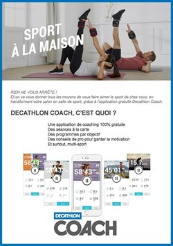 Decathlon coupon ( 5 jours de plus )