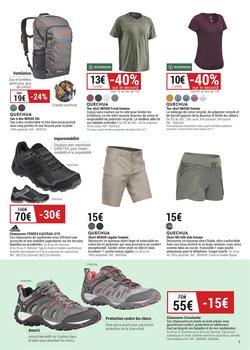 Promos de Adidas dans le prospectus à Decathlon ( 5 jours de plus)