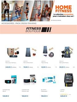 Fitness Boutique coupon ( 15 jours de plus )