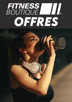 Promos de Fitness Boutique dans le prospectus à Fitness Boutique ( Nouveau)