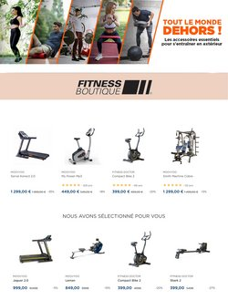 Fitness Boutique coupon ( Expire demain )