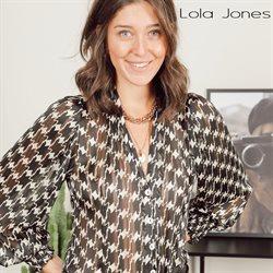 Lola Jones coupon ( Plus d'un mois )