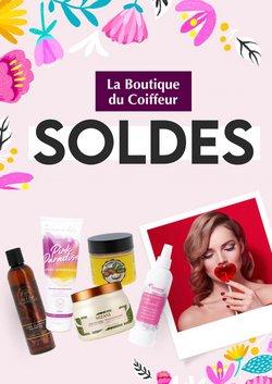Promos de La Boutique du Coiffeur dans le prospectus à La Boutique du Coiffeur ( 29 jours de plus)