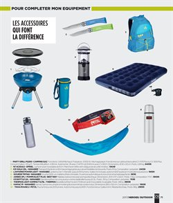 Promos de Air conditionné dans le prospectus de GO Sport à Paris