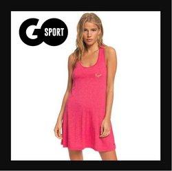 GO Sport coupon ( Plus d'un mois)